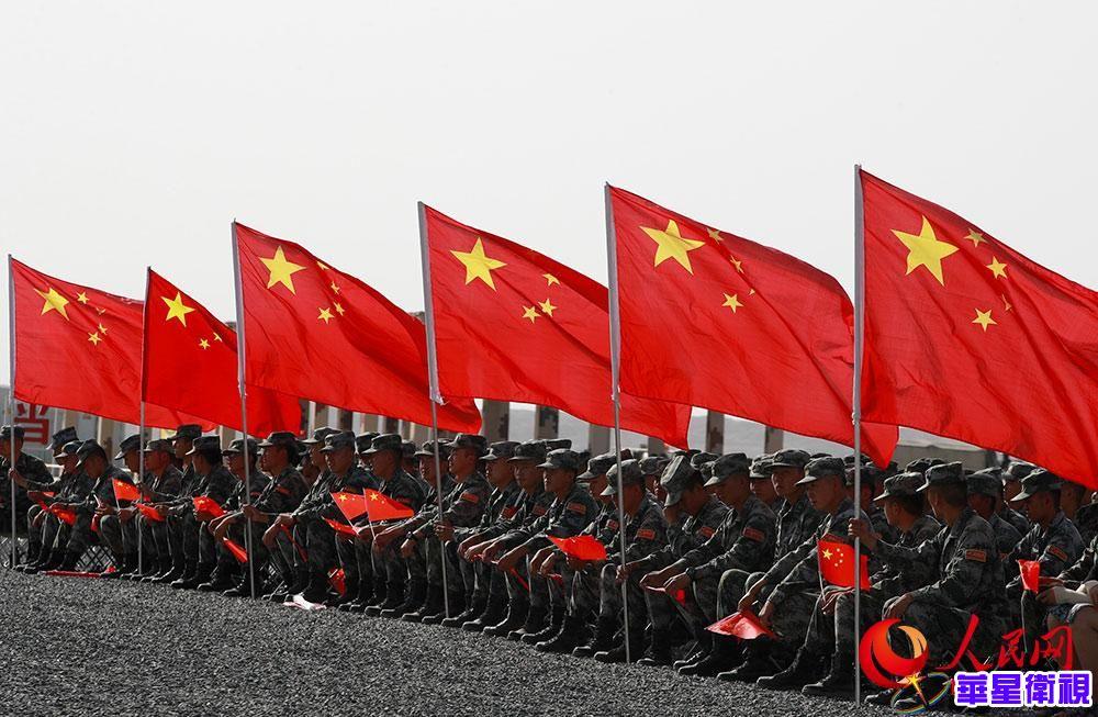 """""""军械能手""""比赛收官 中国参赛队取得全部第一"""