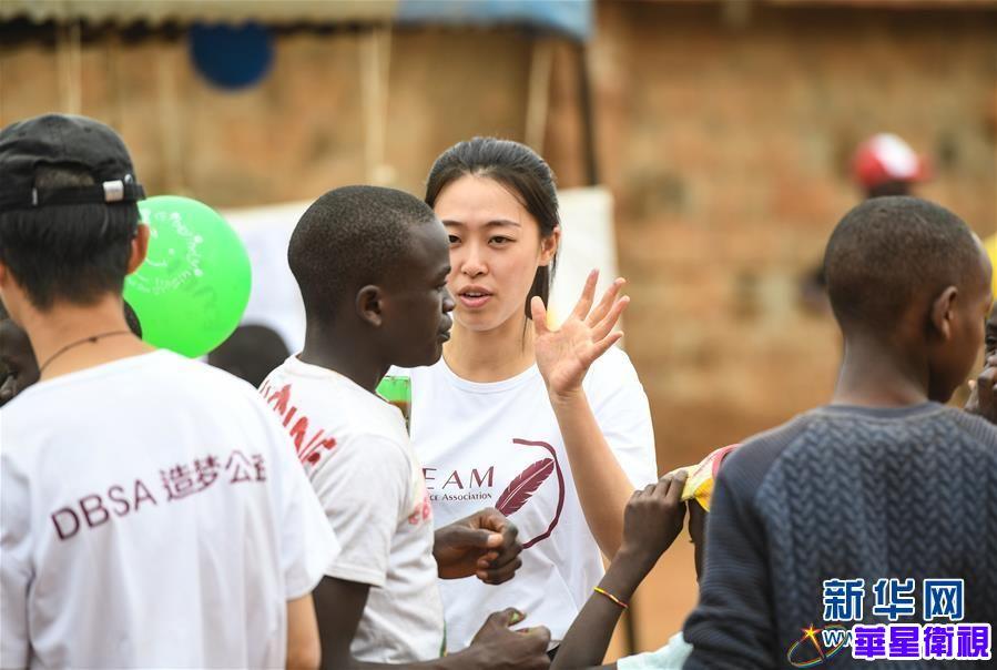 """(国际·图文互动)(5)非洲贫民窟里的中国""""造梦者"""""""