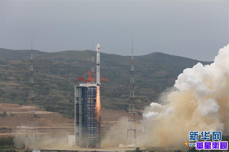 (航天)(2)我国成功发射资源一号02D卫星 搭载发射京师一号卫星和金牛座纳星