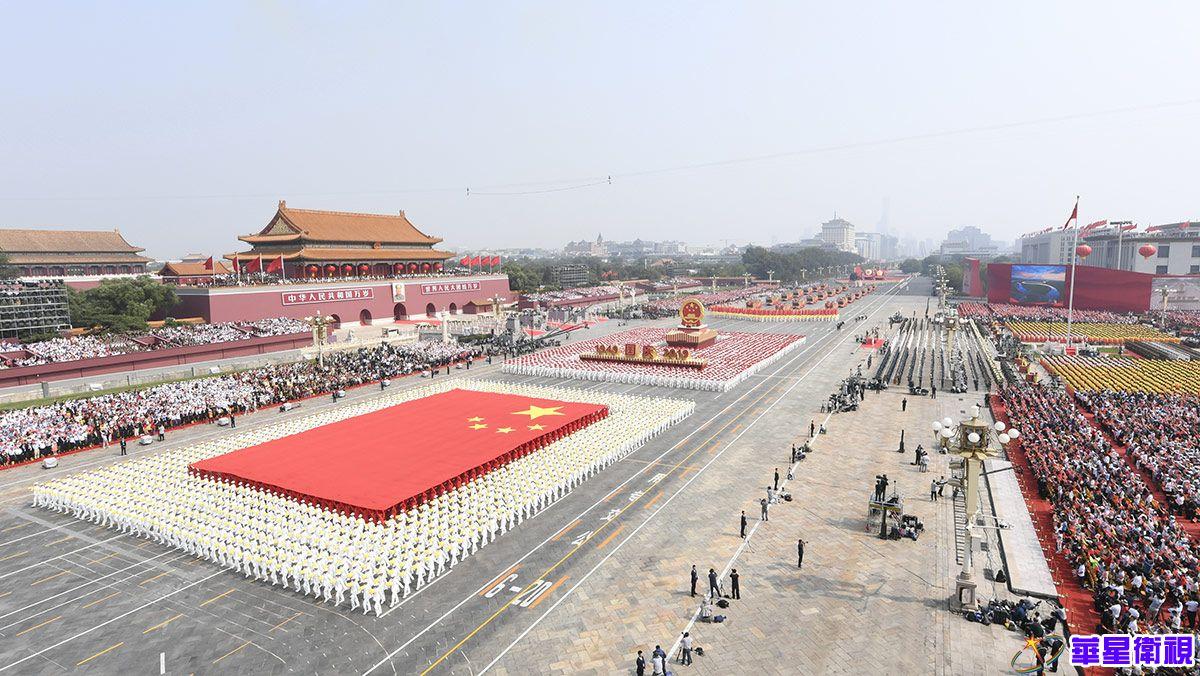 北京:天坛公园游人如织