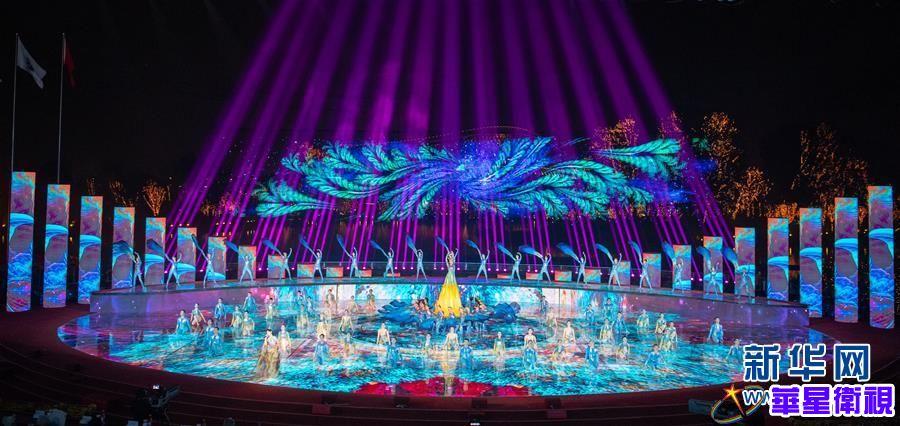 (北京世园会)(3)2019年中国北京世界园艺博览会闭幕式在京举行