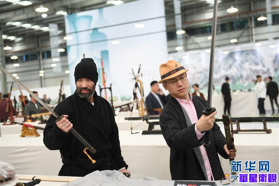 浙江龙泉着力打造剑瓷品牌