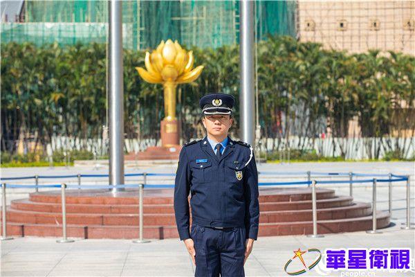 澳门警察陈晓宇:生日那天,回家真好!