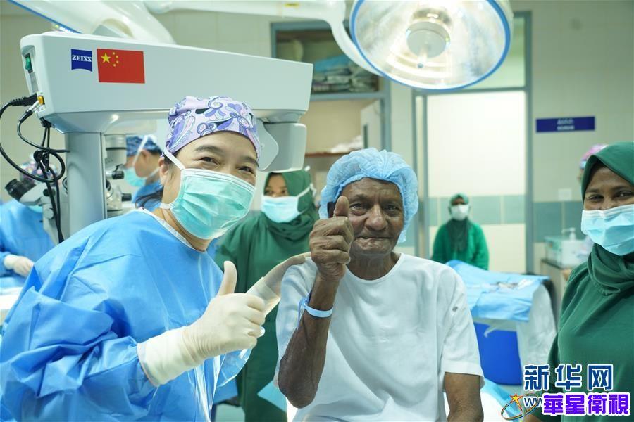 中国医师在海外:诠释大爱无疆、让人道主义精神熠熠生辉