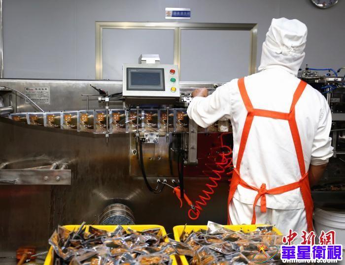 广西发布首款东南亚口味螺蛳粉 进军东盟市场