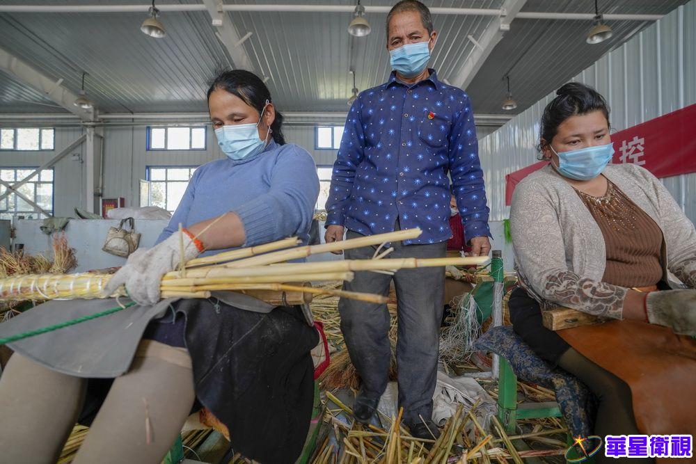 南疆深贫村里的创业带头人