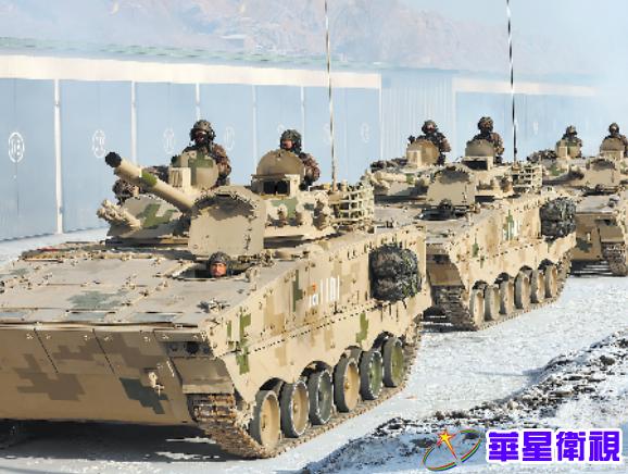 解放军和武警部队官兵新年度军事训练拉开大幕