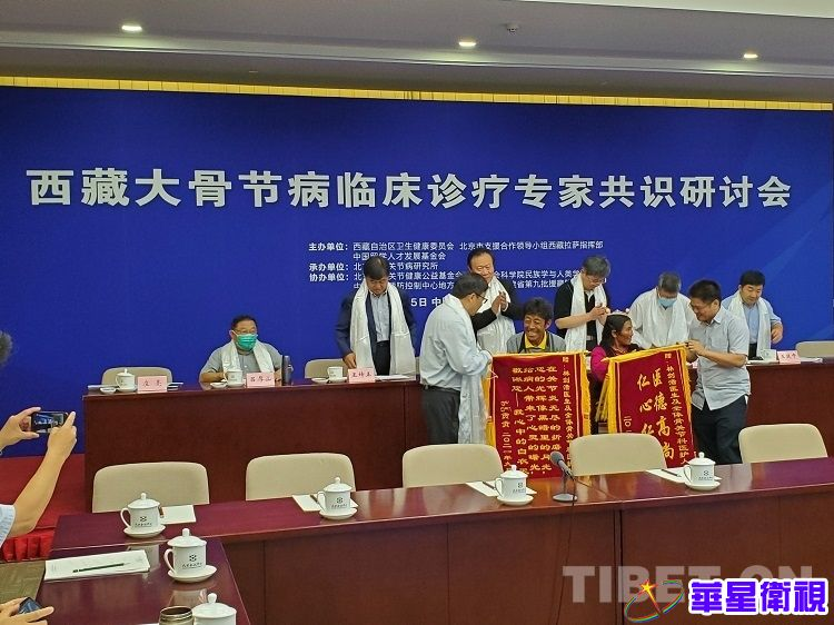 《西藏地区大骨节病临床诊疗规范专家共识》研讨会在京举行