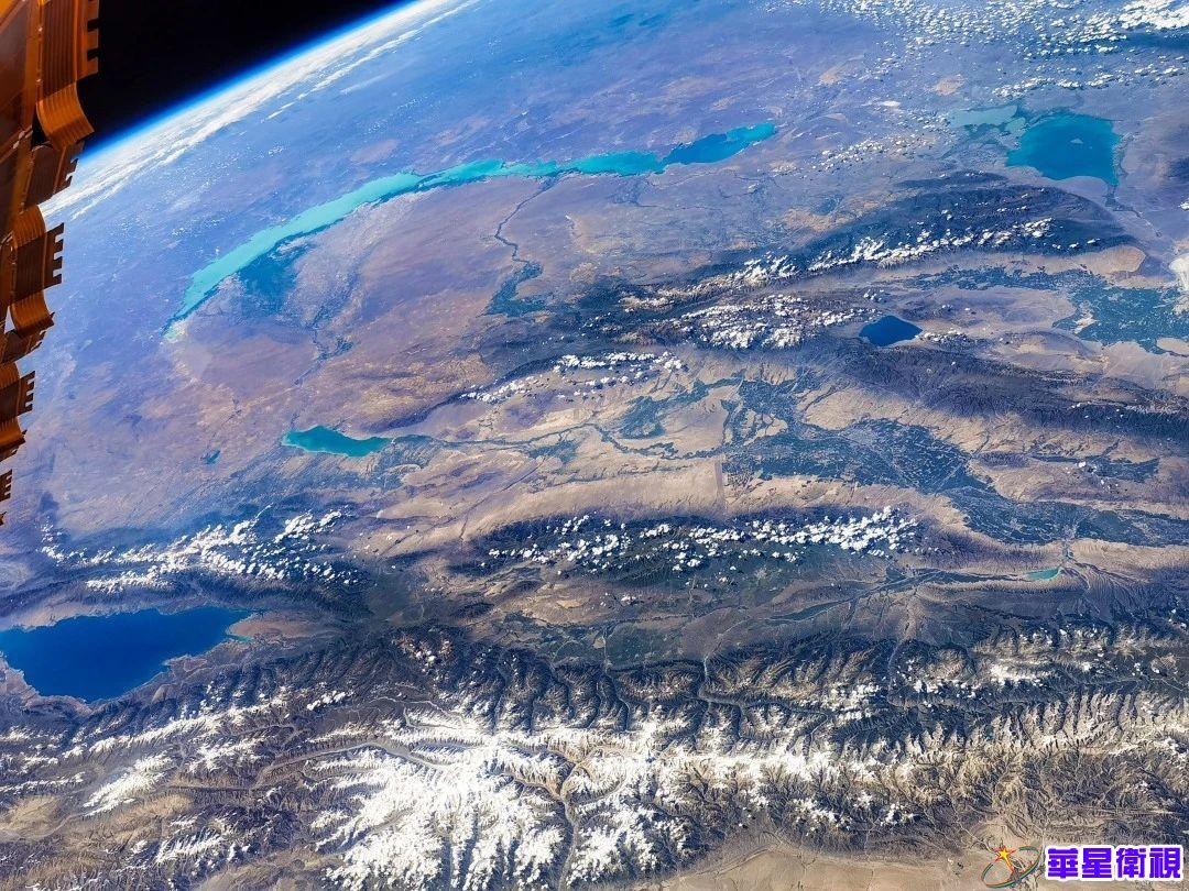 中国航天员带你领略壮美地球